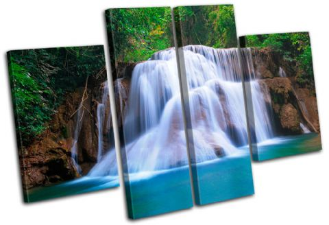 Waterfall River Landscapes - 13-1108(00B)-MP17-LO